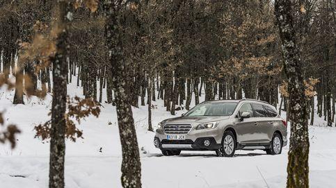 Subaru renueva su oferta todocamino