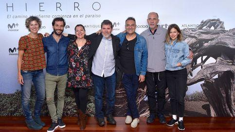 Candela Peña y Darío Grandinetti protagonizan la serie 'Hierro'