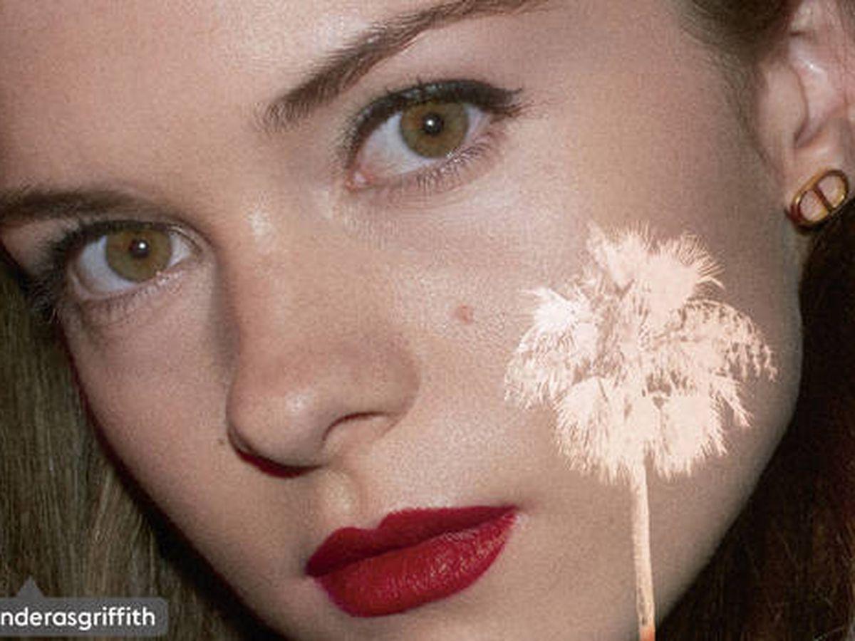Foto: Stella del Carmen Banderas protagoniza la portada de septiembre de Glamour.