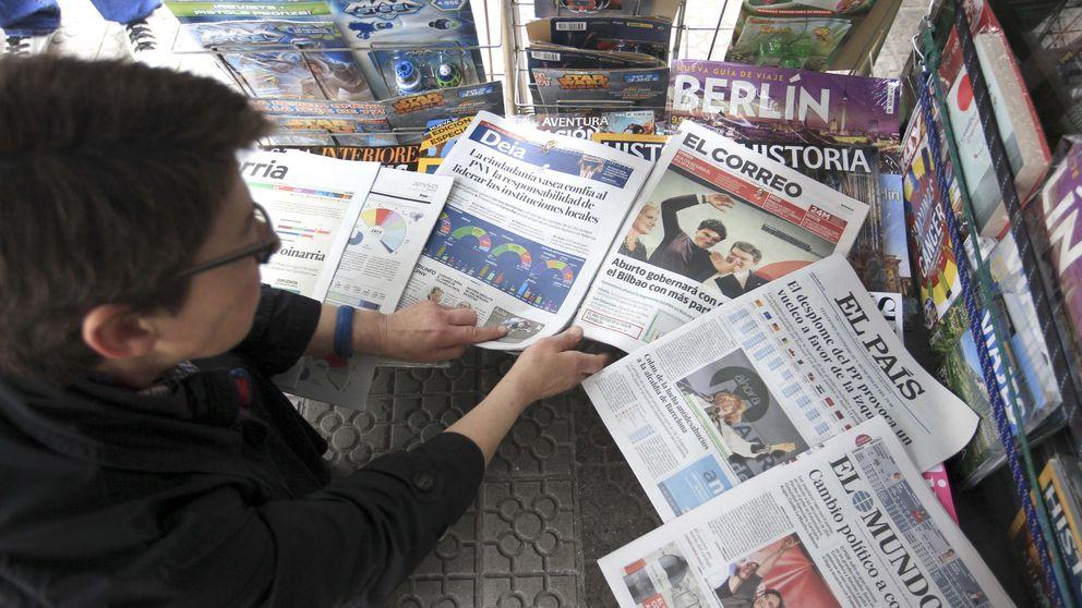 La incertidumbre y el temor a otras elecciones frena la inversión en prensa