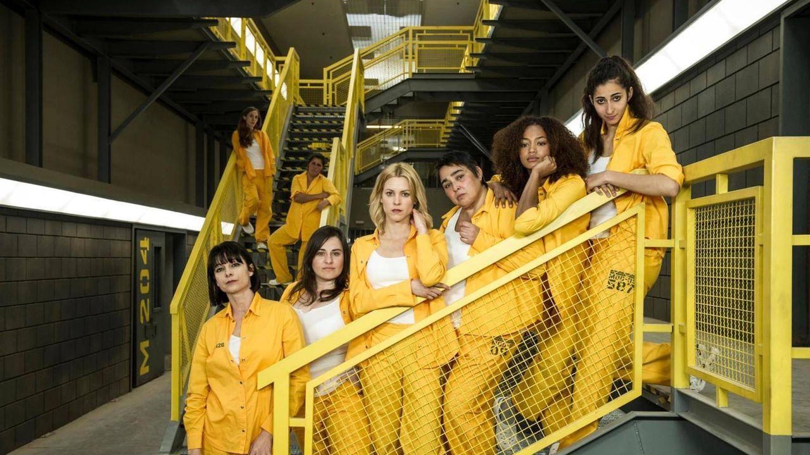 Foto: Fox rescata 'Vis a vis' con una tercera temporada.