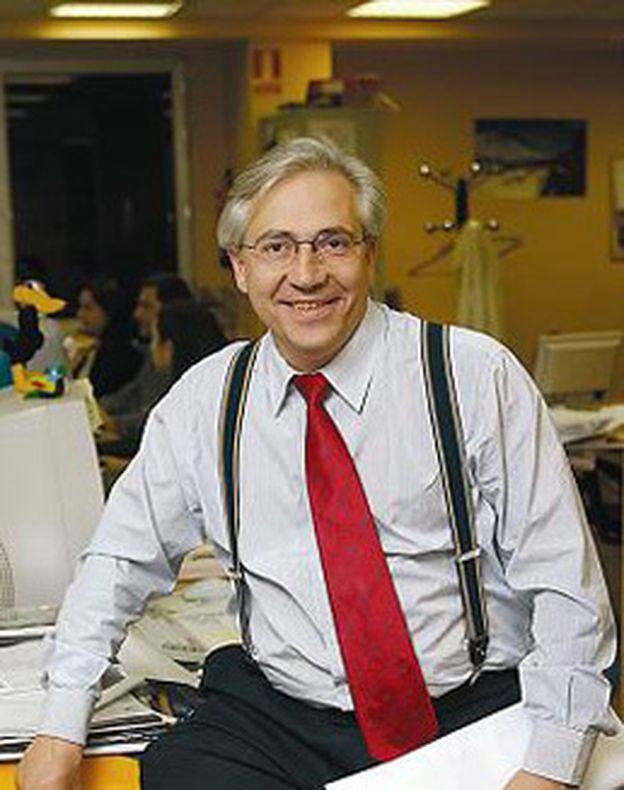 El presidente de intereconomía, julio ariza.