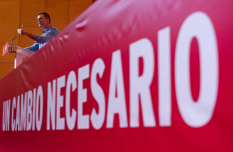 Sánchez: con el 155, el PSOE opta por cortar la agonía y defender la Constitución