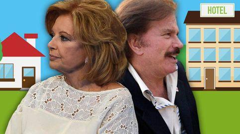 Las (múltiples) razones del agosto separados de Bigote Arrocet y María Teresa Campos