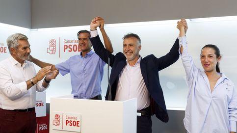 Sánchez se apunta Canarias: su candidato se hace con las riendas con el 43,6% de los votos