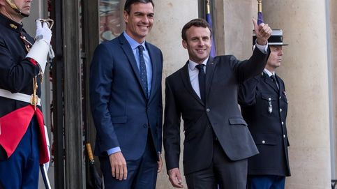 Sánchez y Macron se reúnen en París para abordar una alianza contra la ultraderecha