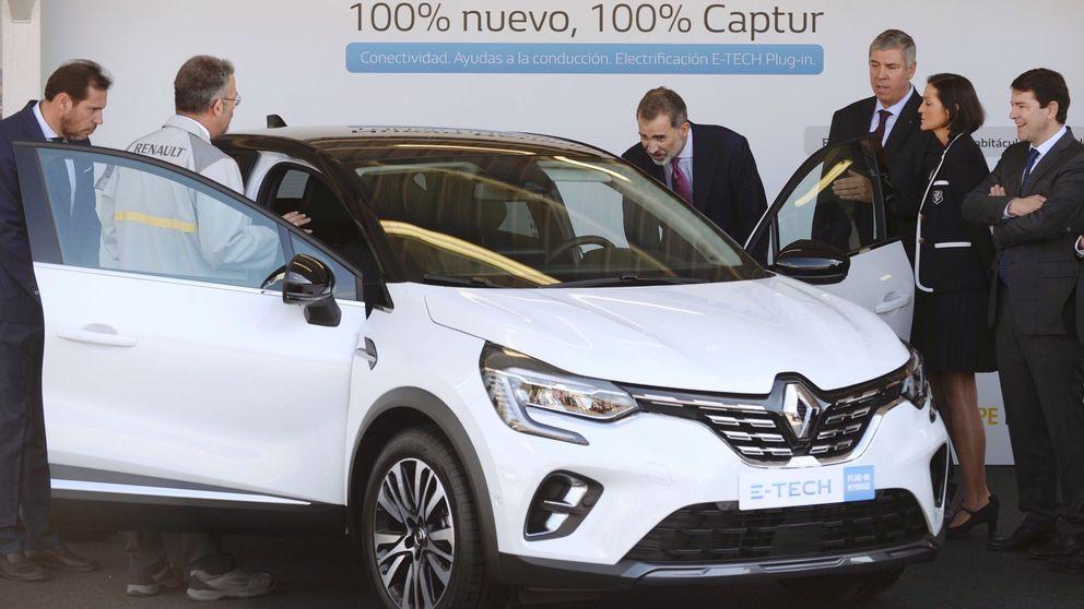 Tres coches 'made in Spain', entre los más vendidos de Europa