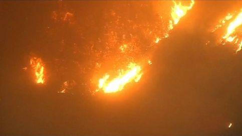 El fuego no da tregua a California