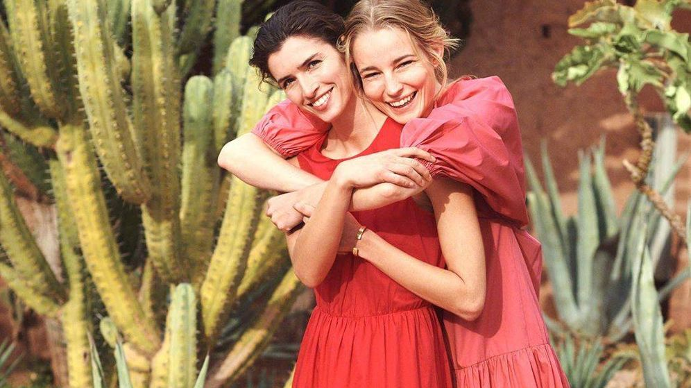 Foto: Vestidos de Oysho. (Cortesía)
