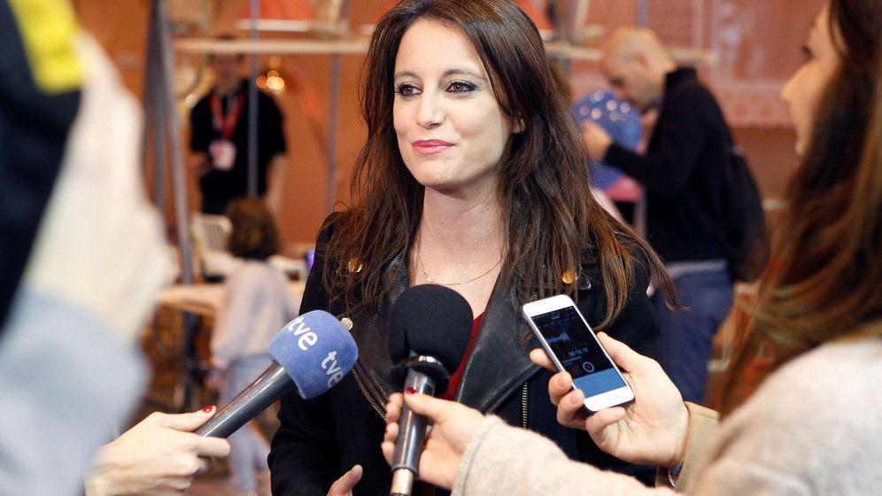 Foto: Andrea Levy, vicesecretaria de Estudios y Programas del PP. (EFE)