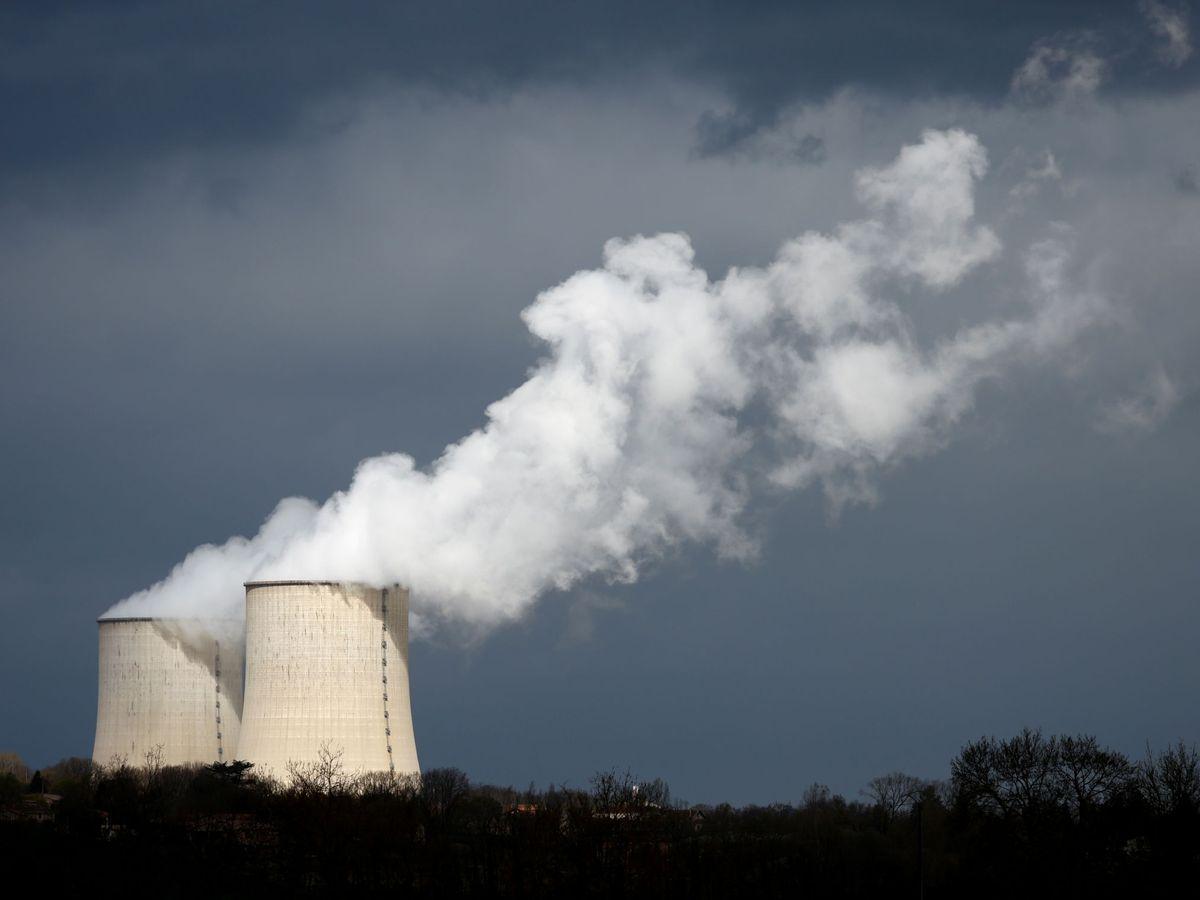 Foto: Una planta nuclear en Francia. (Reuters)