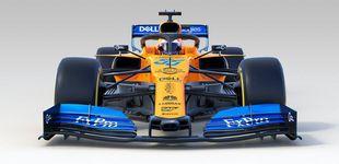 Post de Así es el esperanzador coche de McLaren: claves de una nueva era (no sólo para Sainz)