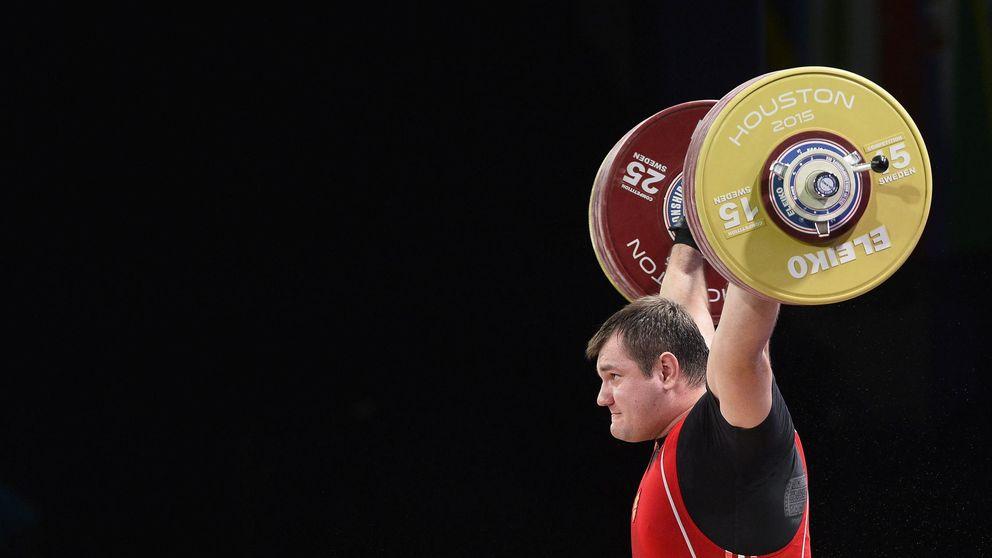 La Federación de Halterofilia excluye a todo el equipo ruso de los Juegos de Río