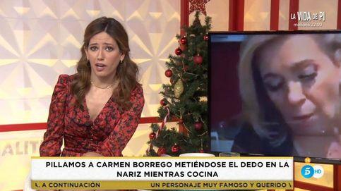 El irónico zasca de Nuria Marín a Isa Pantoja y Asraf que ha descolocado en 'Socialité'