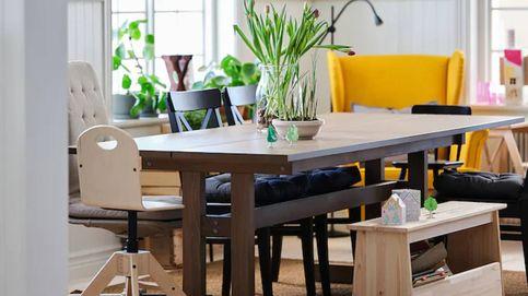 Casas pequeñas ideales (y ordenadas) con el nuevo banco de Ikea