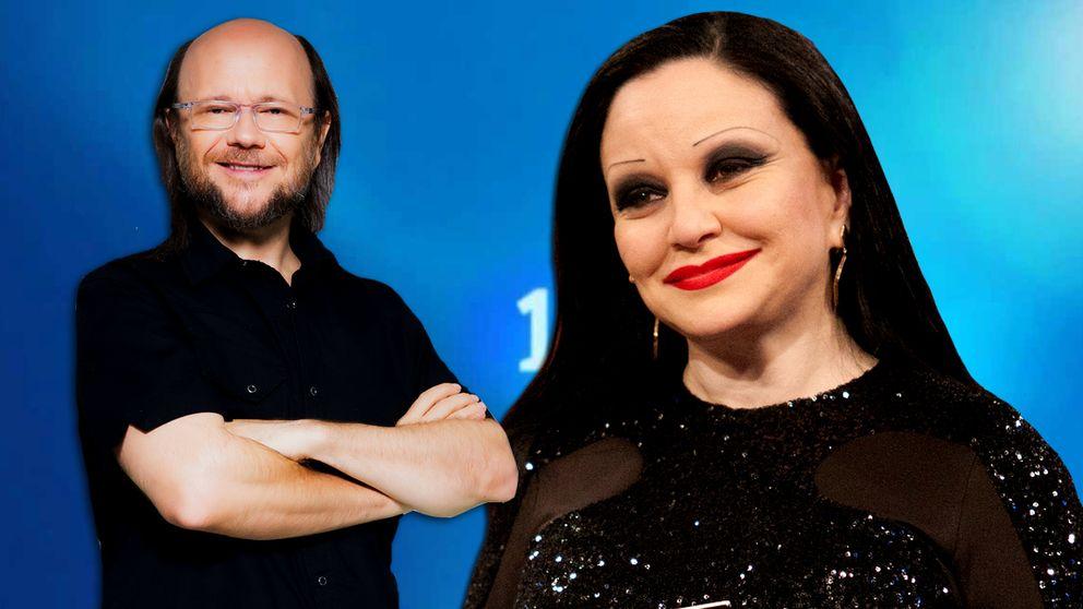 Alaska y Santiago Segura, la nueva pareja de moda en La 1 de TVE