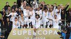 El hachazo de Fede Valverde que da al Real Madrid la Supercopa de España