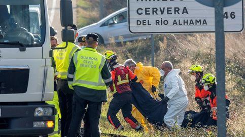 Dos jóvenes, de 16 y 18 años, mueren en un accidente múltiple en Tudelilla (La Rioja)