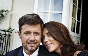El posado de los Príncipes daneses 'presiona' más a Felipe y Letizia