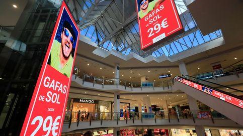 Tensión entre los pequeños comercios y los gigantes galos de centros comerciales