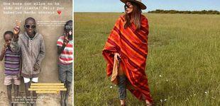 Post de Polémica por las fotos de Dulceida en su viaje patrocinado a África