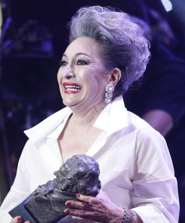 Foto: La actriz Luisa Gavasa. (EFE)