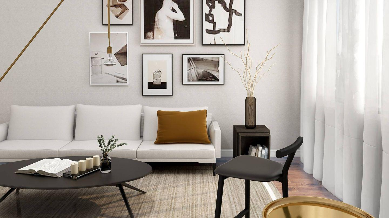 Razones para decorar con colores neutros. (Collov Home Design para Unsplash)