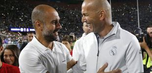 Post de Por qué Zidane es incapaz de desprestigiar a Pep Guardiola (el señorío del Real Madrid)