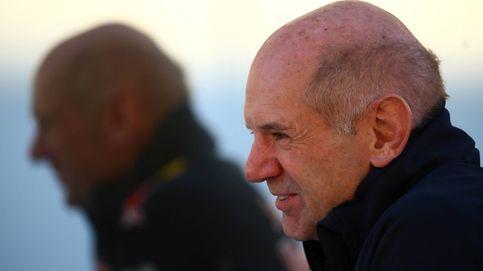 La retirada del genio: por qué a Adrian Newey se le va quedando pequeña la F1