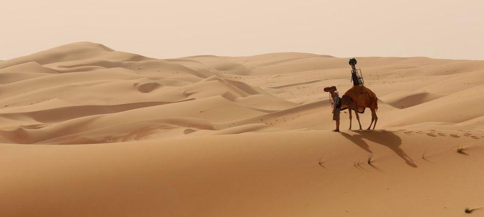 Foto: La aventura de conseguir internet donde no hay internet