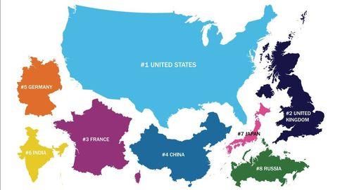 El hegemón: cuál es el poder real de las ocho potencias mundiales