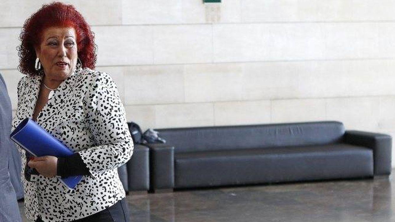 Consuelo Císcar, la popular que quiso convertirse en 'la musa del arte'