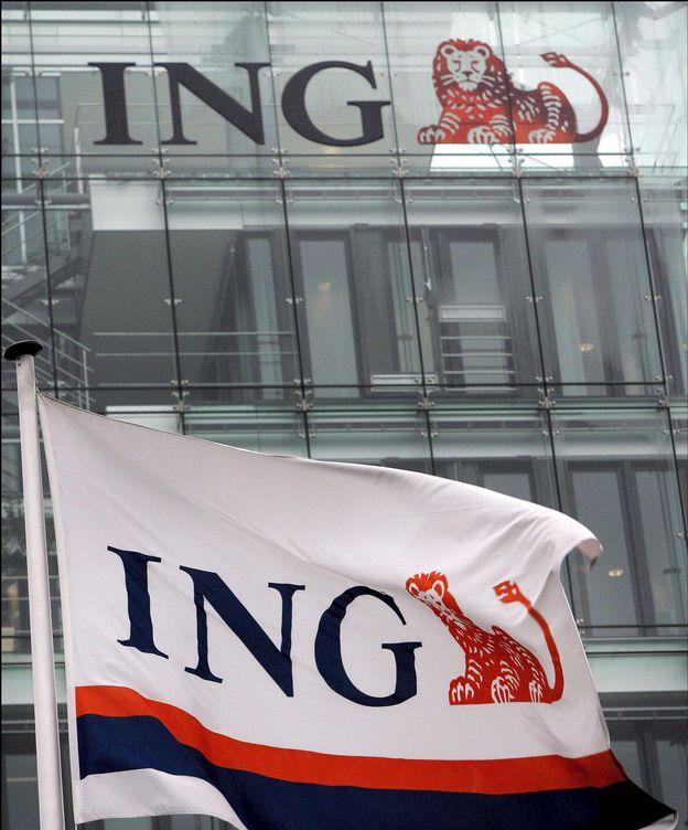 Foto: Sede de ING en Ámsterdam. (EFE)