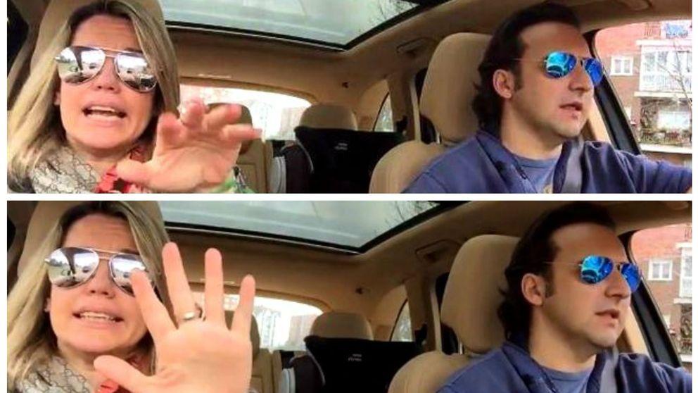 El vídeo viral de Iker Jiménez y Carmen Porter cantando rumba
