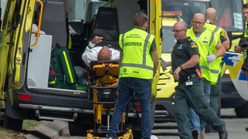 Foto: El ataque en dos mezquitas de Nueva Zelanda, en imágenes