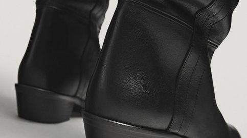Así son las botas de tacón cómodo de Massimo Dutti que durarán años en tu armario