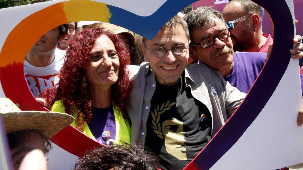 Monedero tiende la mano al PSOE tras un discurso letal contra sus adversarios
