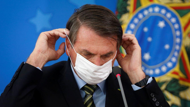 Bolsonaro permitirá la suspensión de contratos durante cuatro meses en Brasil