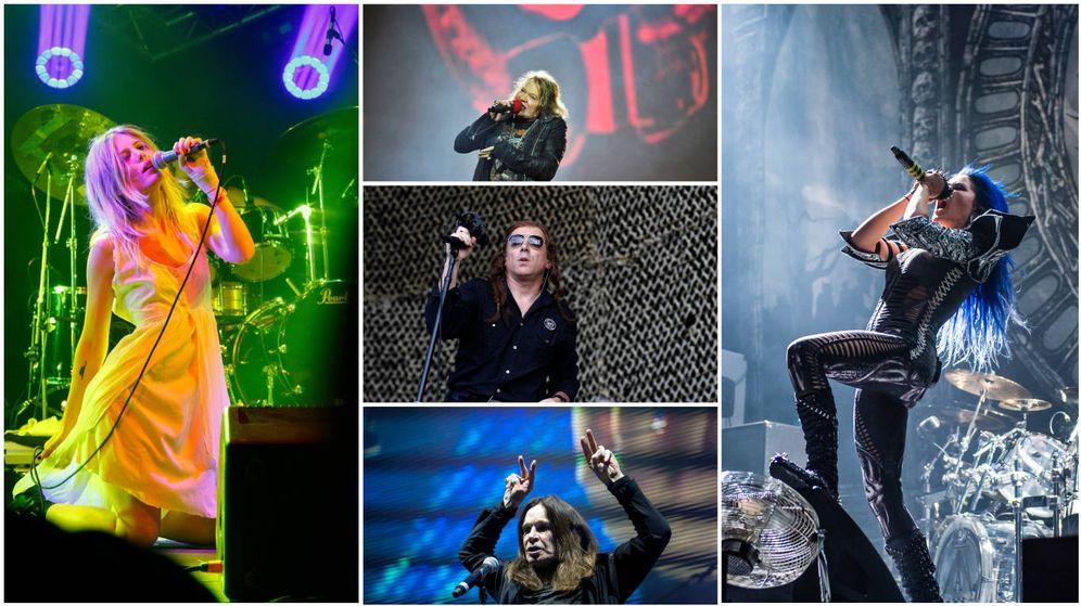 Foto: Myrkur, Guns n Roses, A Perfect Circle, Ozzy y Arch Enemy son solo algunos de los artistas del Download
