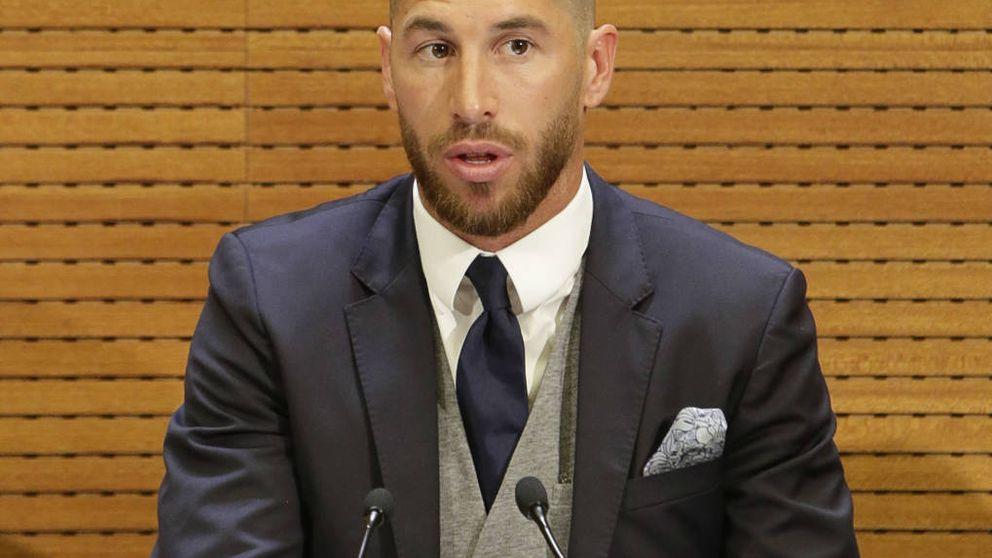 ¿Cuál ha sido el look más 'arriesgado' (y criticado) de Sergio Ramos?