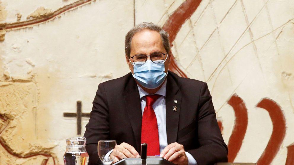 El Gobierno evita acudir al Constitucional para que Torra confine Lleida por decreto