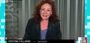 Post de Fallarás carga contra el independentismo por abuchear a Ada Colau:
