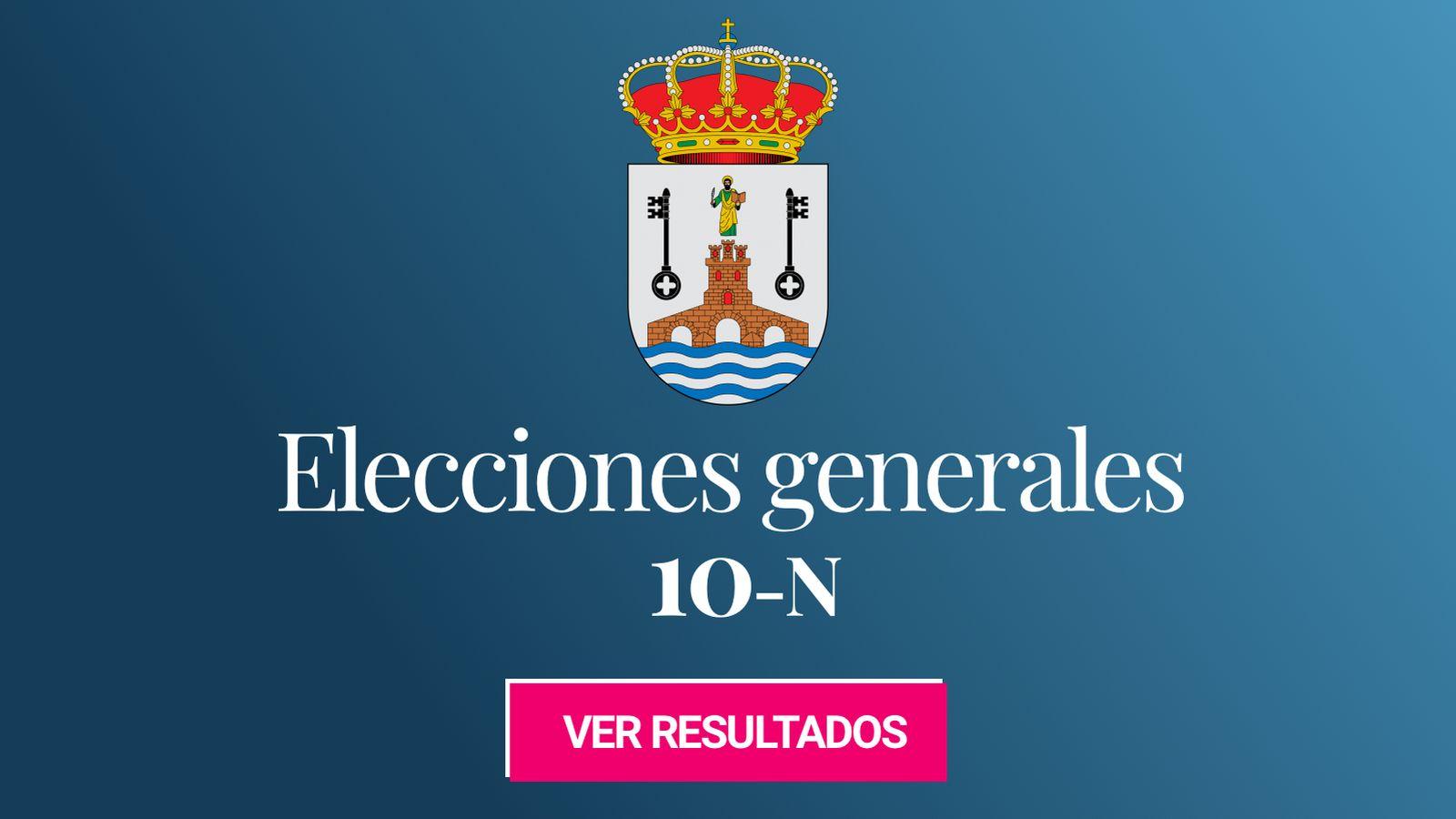 Foto: Elecciones generales 2019 en Alcalá de Guadaíra. (C.C./EC)