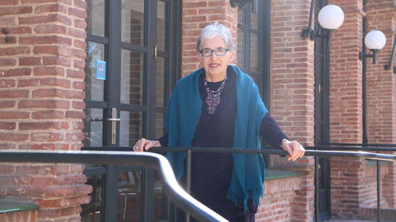 La escritora Dava Sobel (Foto: Archivo Residencia de Estudiantes)