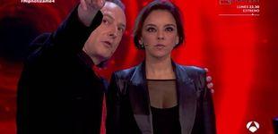 Post de 'Hipnotízame' regresa liderando la noche del viernes con un 14,8% de audiencia