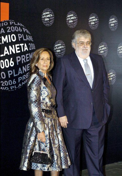 Foto: José Manuel Lara y Consuelo García Píriz (Gtres)