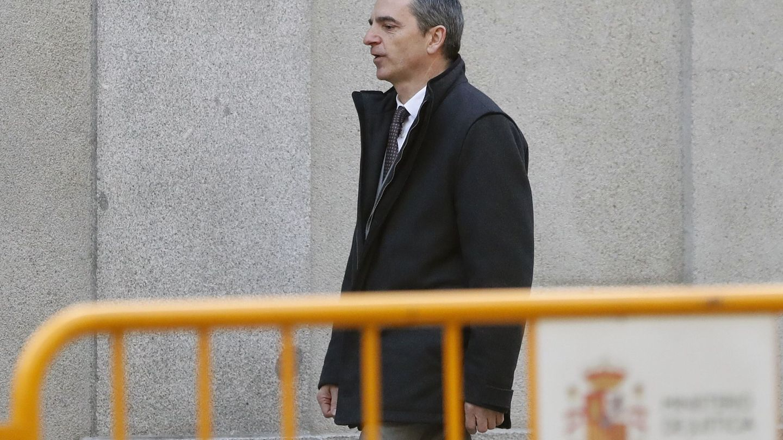 Joan Carles Moliner. (EFE)