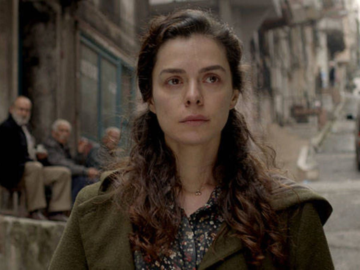 Foto:  Özge Özpirinçci, en 'Mujer'. (Atresmedia)