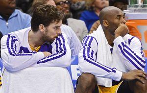 Atlanta provoca la cuarta derrota de la 'era Kobe' a pesar de un gran Pau