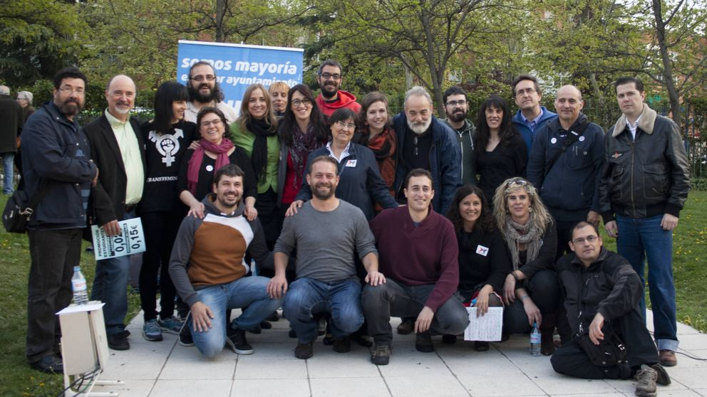 Expulsiones, exnovias y un expartido: así es la guerra de Podemos en Leganés